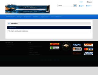 pk-systems.info screenshot