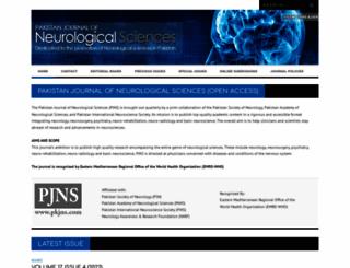 pkjns.com screenshot