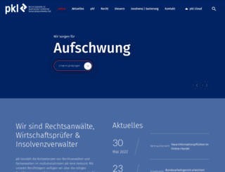 pkl.com screenshot