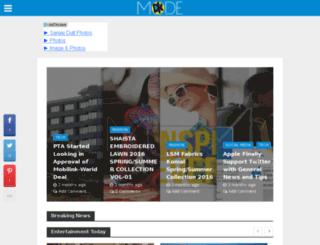 pkmode.com screenshot