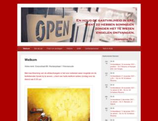 pkngereformeerdekerkrenswoudeederveen.nl screenshot
