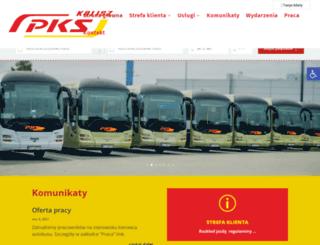 pks.kalisz.pl screenshot