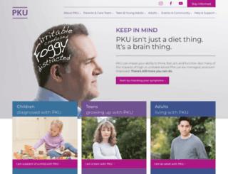 pku.com screenshot