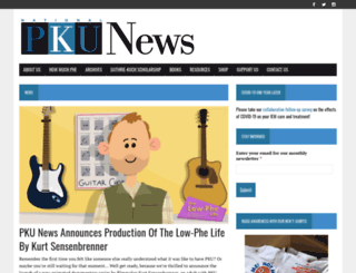 pkunews.org screenshot