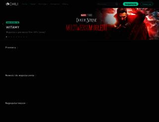 pl.chili.tv screenshot