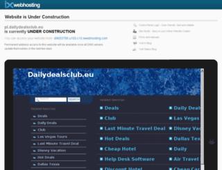 pl.dailydealsclub.eu screenshot