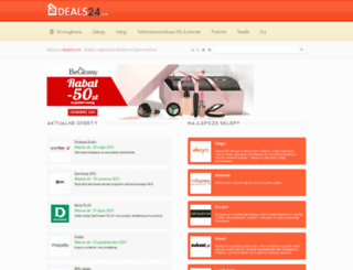 pl.deals24.com screenshot