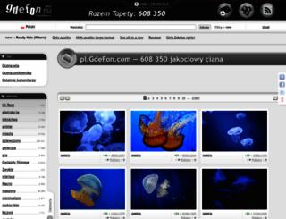 pl.gdefon.com screenshot