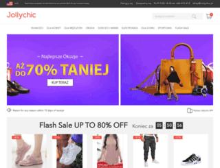 pl.jollychic.com screenshot