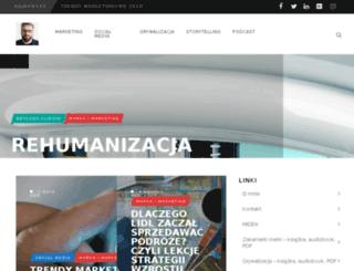 pl.paweltkaczyk.com screenshot