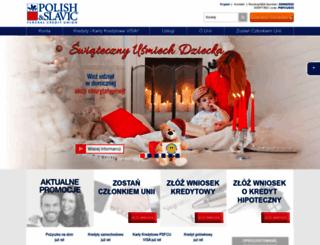 pl.psfcu.com screenshot