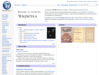 pl.wikisource.org screenshot