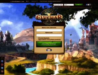 pl3.elvenar.com screenshot