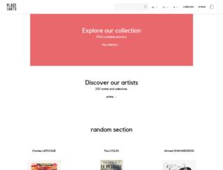 place-des-arts.com screenshot