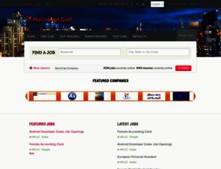 placementgulf.com screenshot