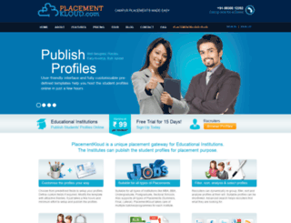placementkloud.com screenshot