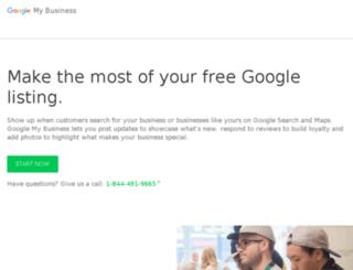 places.google.com screenshot