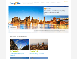 placesonline.com screenshot