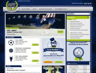 placespourtous.com screenshot