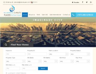 placesuae.com screenshot