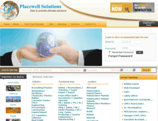 placewellsolutions.com screenshot