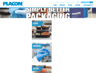 placon.com screenshot