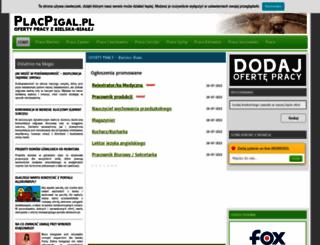 placpigal.pl screenshot