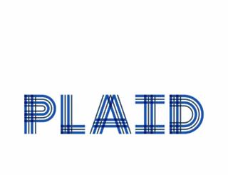 plaid-london.com screenshot