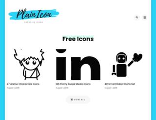 plainicon.com screenshot