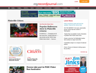 plainvillecitizen.com screenshot