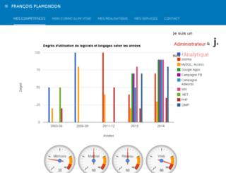 plamondonf.ca screenshot