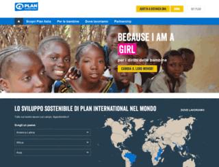plan-italia.org screenshot