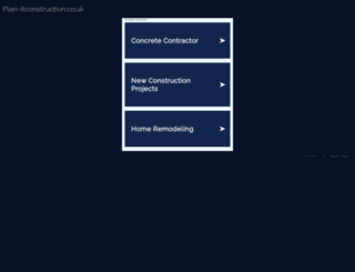 plan-itconstruction.co.uk screenshot