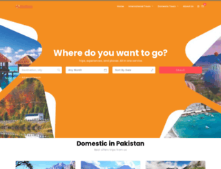 plan-tours.com screenshot