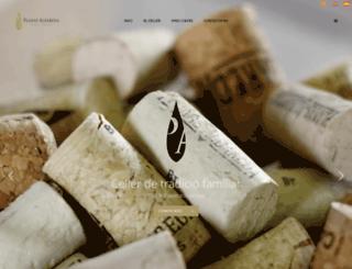 planasalbareda.com screenshot