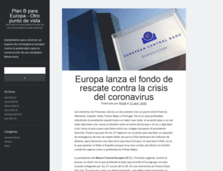 planbeuropa.es screenshot