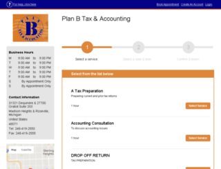 planbtax.calendarspots.com screenshot