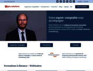 plancomptable.lu screenshot