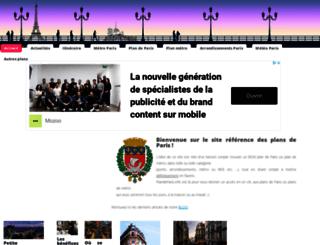 plandeparis.info screenshot