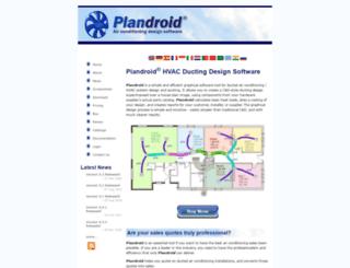 plandroid.com screenshot