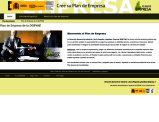 planempresa.ipyme.org screenshot