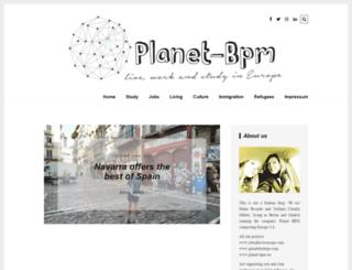 planet-bpm.com screenshot