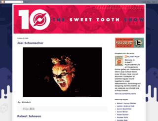 planet-pulp.com screenshot