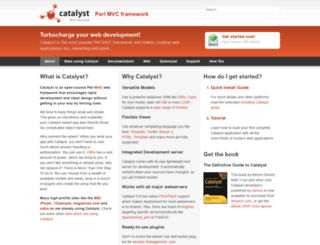 planet.catalystframework.org screenshot