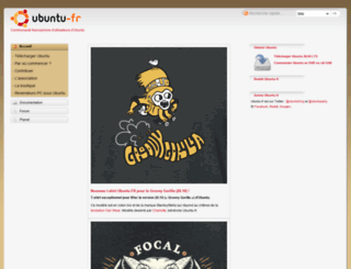 planet.ubuntu-fr.org screenshot