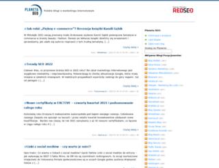 planeta-seo.pl screenshot