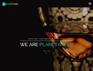 planeta-web.eu screenshot