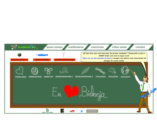 planetabio.com screenshot