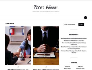 planetadisser.com screenshot
