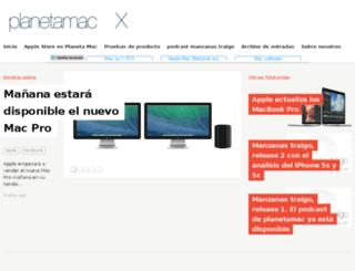 planetamac.es screenshot
